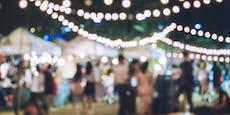 Fast 300 Gäste: Illegale Party aufgelöst