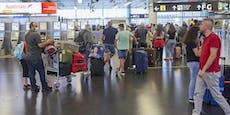 Flughafen Wien weitet Corona-Tests aus