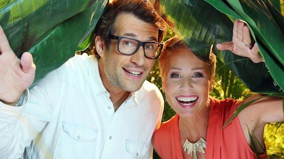 Das Moderatoren-Duo Sonja Zietlow und Daniel Hartwich