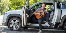 Julian Le Play singt sich mit neuem Album aus der Krise