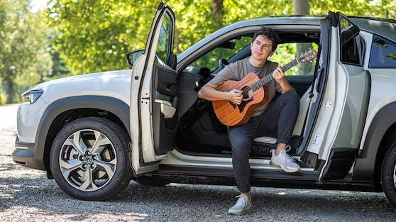 """Julian Le Play konnte in seiner Auszeit neue Kreativität schöpfen, am 7. August erscheint sein neues Album """"Tandem""""."""