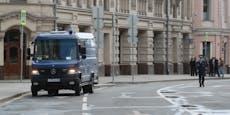 Anschlag in Moskau vereitelt – Verdächtiger tot