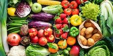 Pestizide in Obst und Gemüse von Supermarkt gefunden