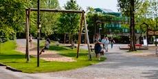 Männergruppe missbraucht Mädchen auf Kinderspielplatz