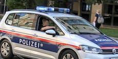 Wienerin wählt Notruf, dann attackiert sie die Polizei