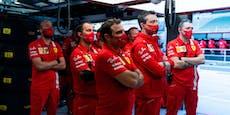 """Formel-1-Mitarbeiter sauer über """"Blase"""" und Piloten"""