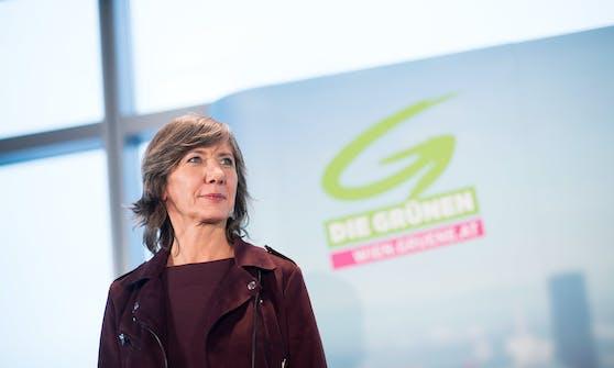 Grünen-Spitzenkandidatin Birgit Hebein