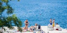 Österreicher filmt nackte Kinder an Kroatien-Strand