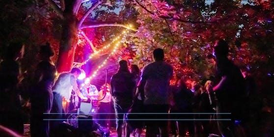 3.000 Menschen feierten eine Corona-Party.