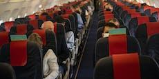 Schwestern verweigern Maske im Flieger, zahlen 1.000 €