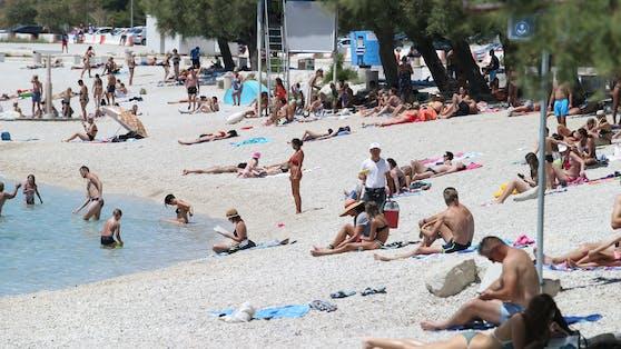 Die Quarantäne für Kroatien ist gefallen.