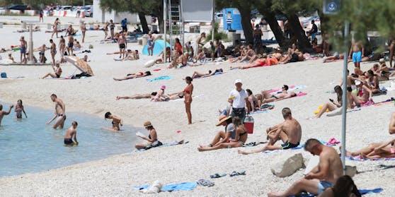 Die Österreicher wollen heuer wieder ans Meer.