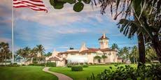 So nobel macht Donald Trump Ferien