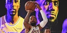 NBA-Star hat nur sieben Unterhosen für drei Monate