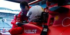 """Ferrari gibt auf: """"Erst 2022 wieder konkurrenzfähig"""""""