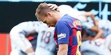Streik! Star will nicht mehr für Barcelona spielen