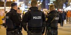 Besoffener Bub (11) tritt Polizisten Nase blutig
