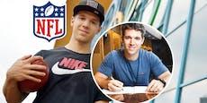 Sensation! Tiroler erhält NFL-Vertrag bei den Giants