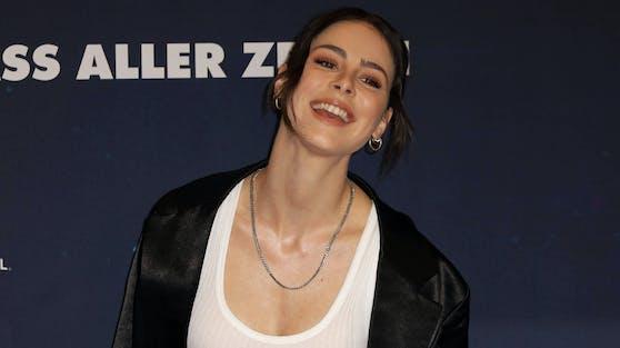 Die deutsche Sängerin Lena Meyer-Landrut
