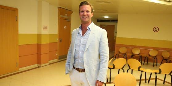 Anwalt Philipp Wolm brachte Haftbeschwerde ein.