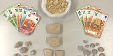 650 Gramm Heroin bei Hausdurchsuchung gefunden