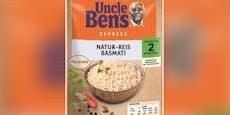 Vorsicht! Diesen Natur-Reis vonUncle Ben's nicht essen