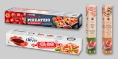Gefahr droht! Pizzateig-Rückruf bei 15 Supermarktketten