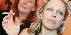 Nina Proll stößt bei Kindererziehung an ihre Grenzen