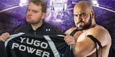 Wer schimpft am besten? Wrestler starten Turnier