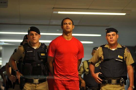 Der verurteilte Frauenmörder Bruno Fernandes spielt für einen Brasilien-Viertligist