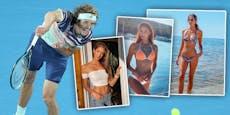 Auf Instagram gelöscht: Zverev schießt Topmodel ab