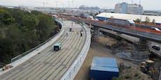 Staugefahr: Nächste Sperre auf der A23 kommt
