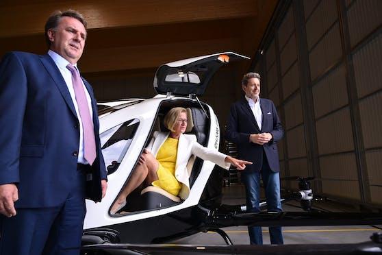 Hier geht's lang: Die WKÖ und das Land NÖ unterstützen die heimische Drohnenentwicklung.