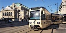 50 Euro Strafe bei Masken-Verstößen in der Badner Bahn