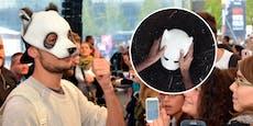 Cro vergräbt seine Maske: Zeigt er jetzt sein Gesicht?