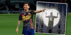 Fußballgott am Dom! Verrät TV-Sender Messi-Wechsel?