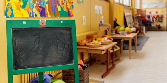 Die Corona-Selbsttests in den Kindergärten starten bald.