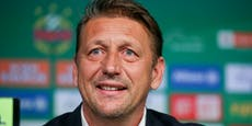 Mattersburg-Pleite! Spielt Rapid bald auch in 2. Liga?