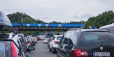 Stundenlange Wartezeiten bei Rückreise von Adria