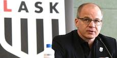 Schwere Vorwürfe: Verliert LASK-Boss den Doktortitel?