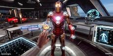 """""""Marvel's Iron Man VR"""" im Test: Einmal Superheld sein"""