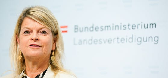 Verteidigungsministerin Klaudia Tanner ist stolz auf das Bundesheer.