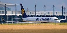 Feueralarm im Cockpit! Ryanair-Maschine muss notlanden