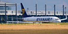 Kampfjet-Eskorte! Terror-Verdacht in Wien-Flieger
