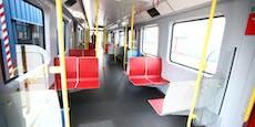 So sehen die neuen U-Bahnen für Wien aus