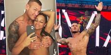 Nackter WWE-Star Randy Orton grapscht auf Instagram