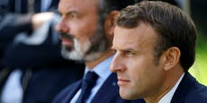 Frankreichs Regierung tritt geschlossen zurück