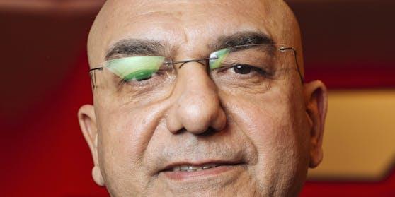 Der türkische Botschafter in Wien: Ozan Yeyhun