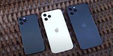 Sieht etwa so das neue iPhone 12 aus?