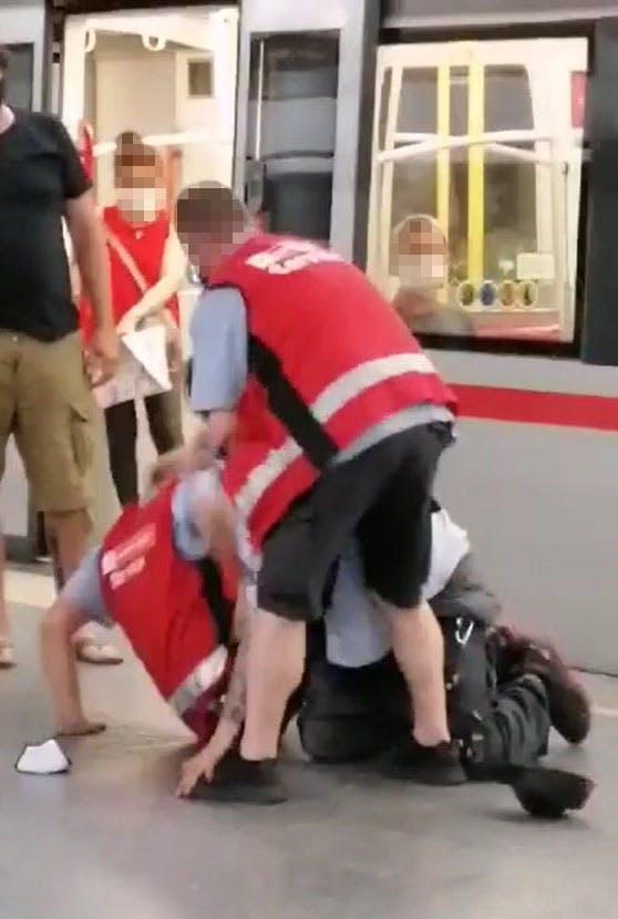 Ein Mitarbeiter der Wiener Linien wurde angegriffen.